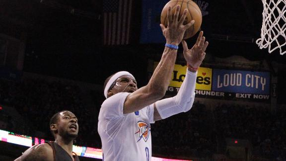 Video - Westbrook's Triple-Double Fuels Thunder