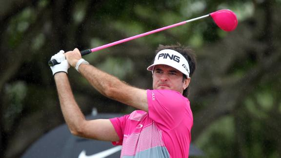 Watson Grinds Way To Third-Place Finish