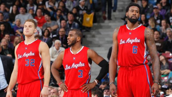 Video - Doc Rivers On Clippers' Big Three