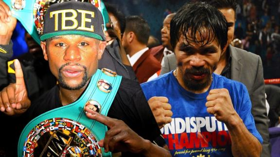 More Pressure On Floyd Mayweather Jr.?