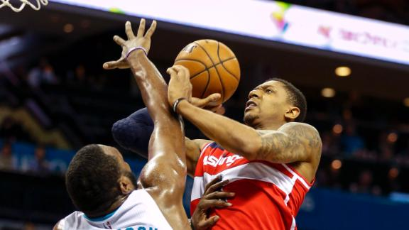 Video - Wizards Run Past Hornets