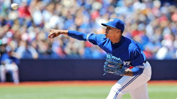 Video - Marcus Stroman Injury Devastating Blow For Blue Jays