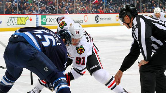 Video - One Month Left In NHL Regular Season