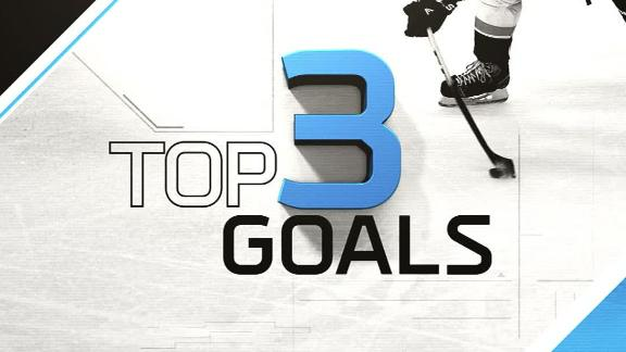 Video - 'SportsCenter's' Inside The NHL: Top 3 Goals