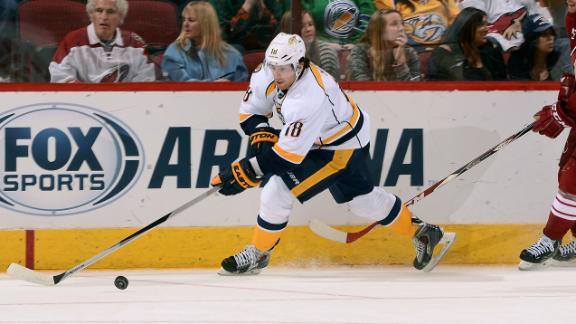 Video - Predators Need OT To Top Coyotes