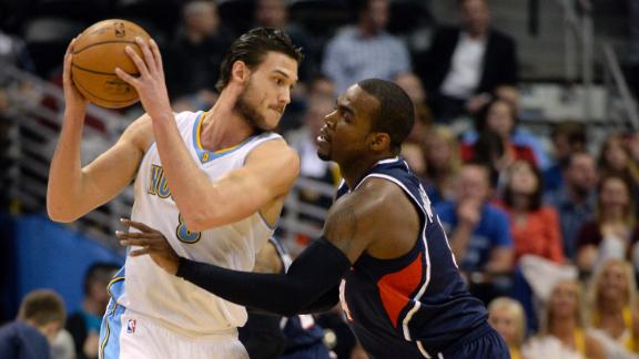 Video - Bench Powers Nuggets Past Hawks