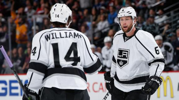 Video - Kings Down Avs