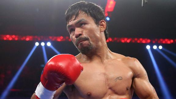 Pacquiao: This Is A Historic Fight