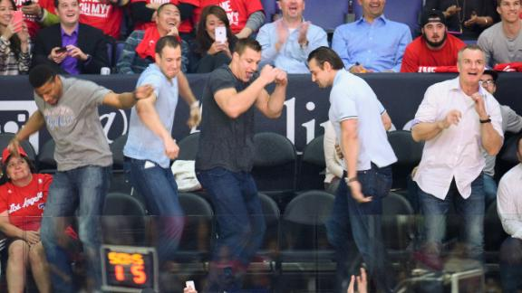 Video - Gronk's Got Dance Cam Moves