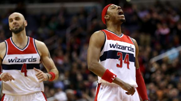 Video - Grizzlies Fall To Wizards Without Gasol, Conley