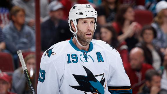 Thornton Fires Back At Sharks GM