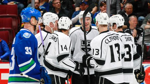 Video - Kings Blank Canucks