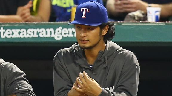Video - Future Cloudy For Yu Darvish's Return