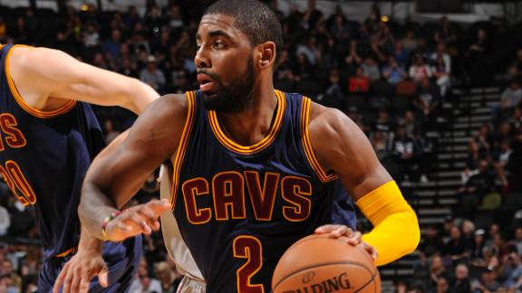 Video - Spurs Had No Answers For Kyrie Irving