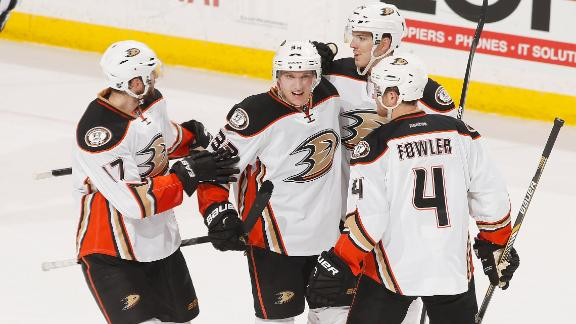Video - Ducks Snap Three-Game Skid