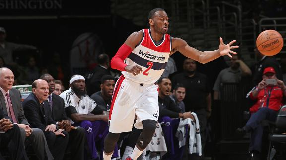 Video - Wizards Win Third Straight