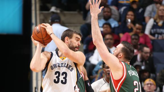 Video - Grizzlies Rock Bucks