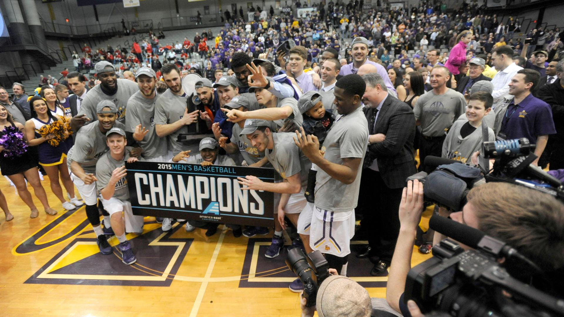 Albany Wins America East Title On Late 3