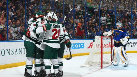 Video - Big Third Period Lifts Wild To Win
