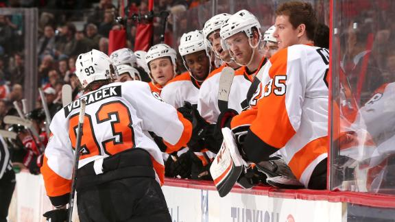 Senators Edge Flyers In Shootout