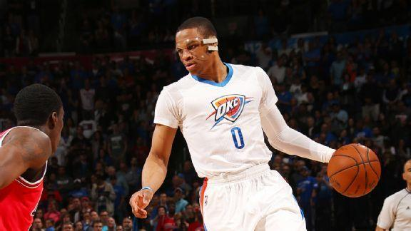 Video - Westbrook Lifts Thunder