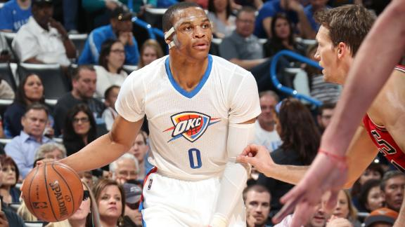 Video - Westbrook Stays Hot