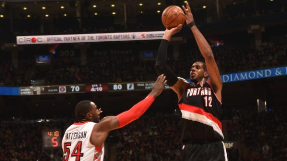 Video - Aldridge Carries Blazers