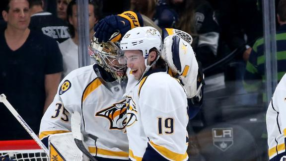 Video - Predators Claw Past Kings