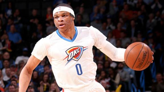 Video - Westbrook: MVP Debate Doesn't Matter To Me