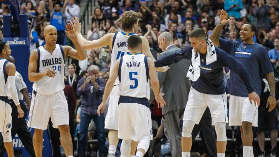 Video - Parsons, Mavs Rally Past Thunder