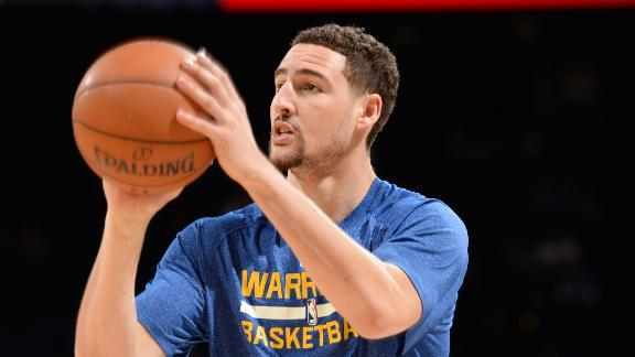Video - Warriors Focused On Prize