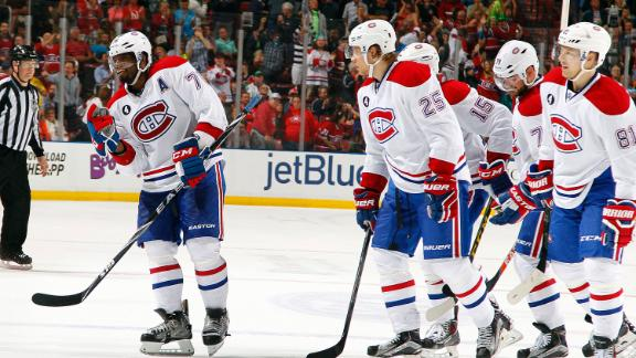 Video - Canadiens Beat Panthers