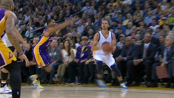 Video - Curry's Improbable 3