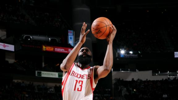 Video - Rockets Hand Magic Fifth Straight Loss