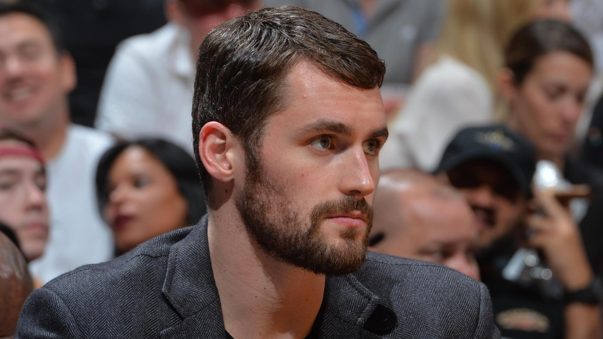 Video - Kevin Love's Future In Cleveland?