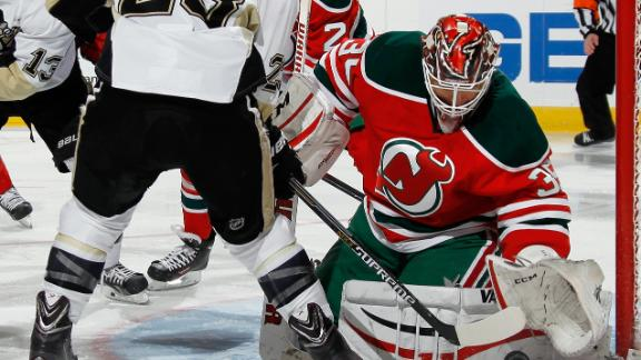 Video - Devils Blank Penguins