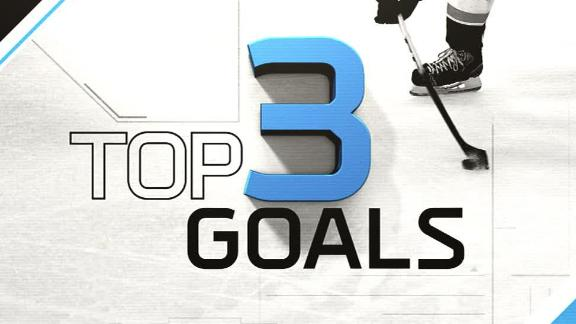 Video - 'SportsCenter's' Inside The NHL: Top 3 Goals