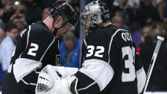 Video - Kings Blank Coyotes