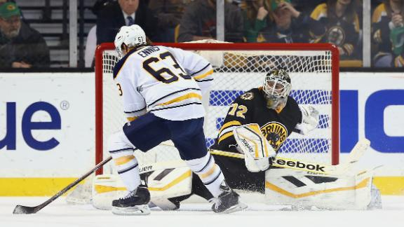 Video - Sabres Beat Bruins In Shootout