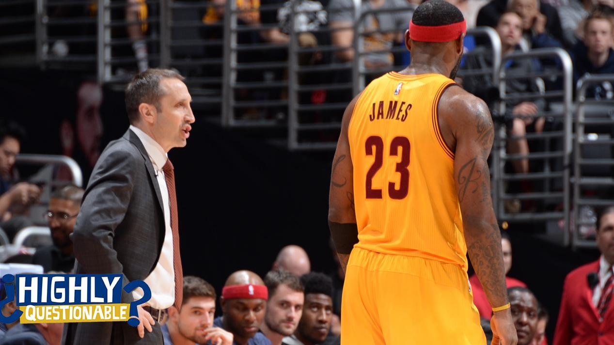 Video - Cavs Need The Second Seed
