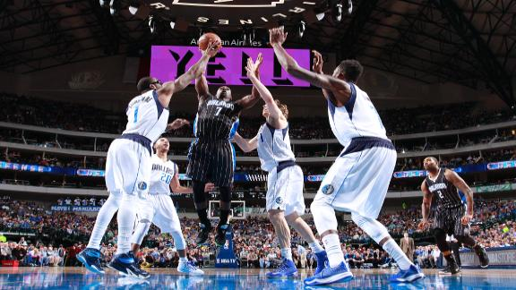 Video - Magic's Surge Not Enough Against Mavs