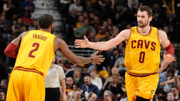 Video - Cavs Continue Home Dominance
