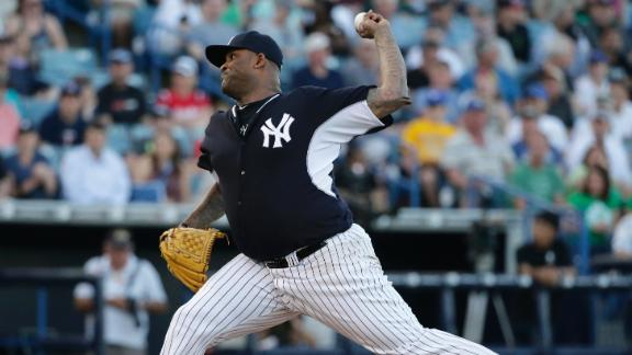 Sabathia Discusses Spring Debut