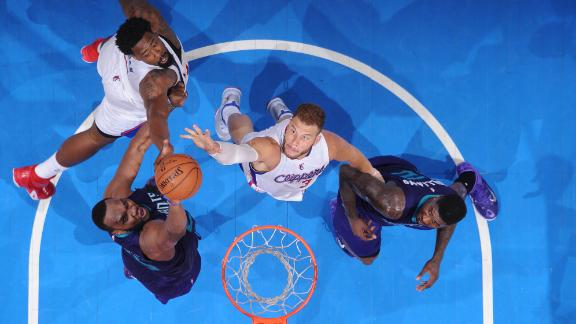 Video - Clippers Hold Off Hornets