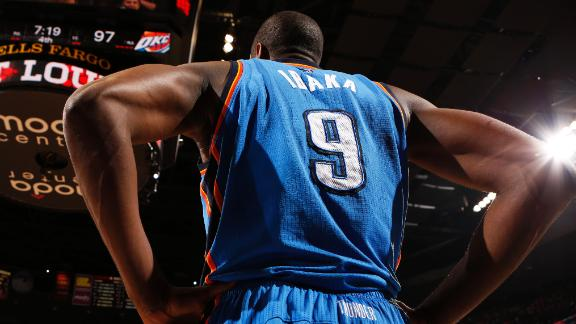 Video - Can Thunder Survive Without Ibaka?