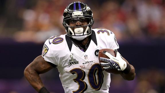 Ravens Release Bernard Pierce After Arrest