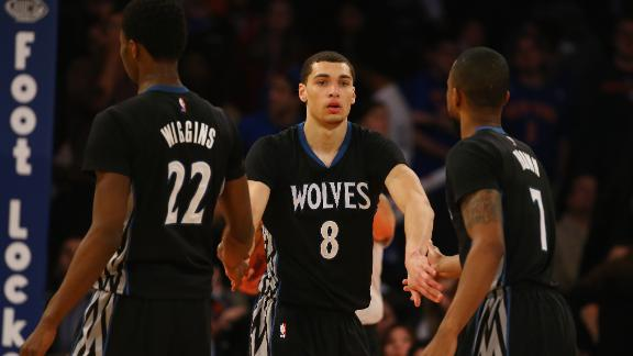 Video - Wolves Top Knicks In OT