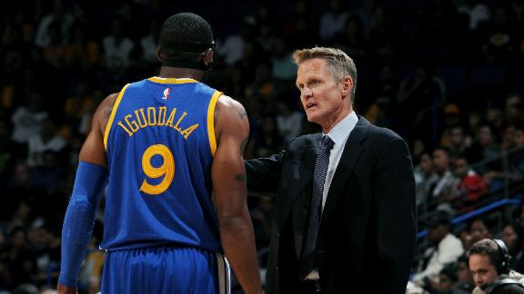 Video - Iguodala Thriving Under Kerr