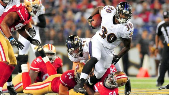 Former Ravens RB Pierce Claimed By Jaguars