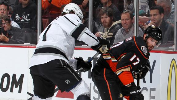 Video - Ducks Edge Kings In Overtime